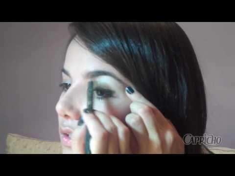 Make com K: a maquiagem da Manu Gavassi
