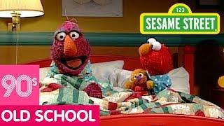 Sesame Street: Elmo Sleeps Over at Telly's   #ThrowbackThursday