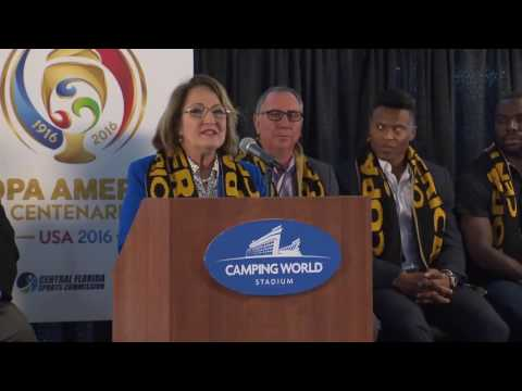 OCFL Update | Copa America Centenario