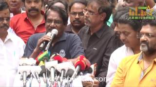 Film Industry Protest Against The Ban Of Jallikattu