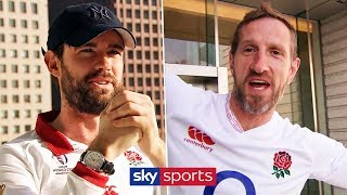 Will Greenwood meets Jack Whitehall for hilarious Rugby World Cup Final preview