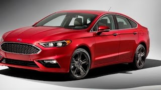 2017 Ford Mondeo [ Fusion] V6 Sport