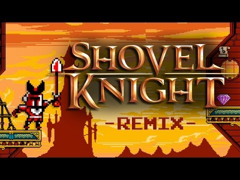 Dj CUTMAN - Shovel Knight Remix - Strike The Earth ft. Kevin Villecco