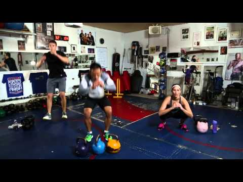 5. Kettlebell Workout • Intense Workout • Advance Image 1