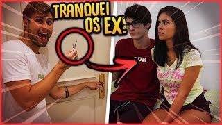 TRANQUEI MEU IRMÃO NO QUARTO COM A EX!! - TROLLANDO EX NAMORADOS [ REZENDE EVIL ]