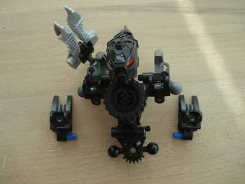 BIONICLE MOC how-to: Skrall Muranok