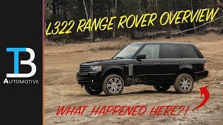 L322 Range Rover Overview & POV Drive - Full Range Rover Overview and Driving