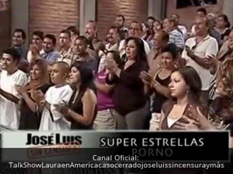 Estrellas P0RN0 confiezan sus secretos - Jose Luis sin Censura