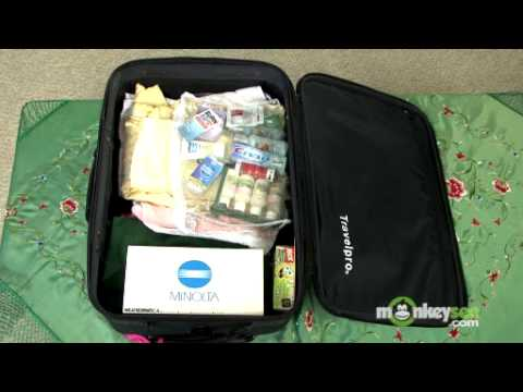 Pack a Carry-On Bag for Travel