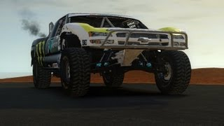 Chevrolet Silverado CK-1500 Stock Baja v2.0 (EPM+RIV) [GTA IV - Vehicle Mod]