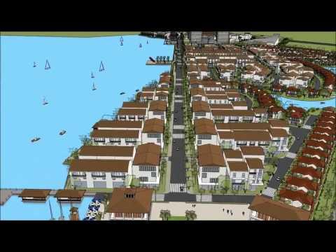 Đô thị mới Marine City Vũng Tàu