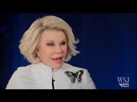 Joan Rivers on Her Controversial Heidi Klum Joke