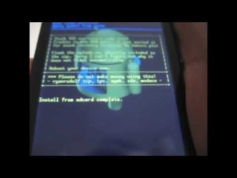 How to Unroot your Cherry Mobile Flare (Tagalog)