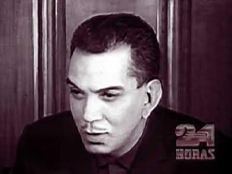 Zabludovsky entrevista a Cantinflas