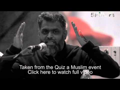 Moazzam Begg - You can NEVER stop us praying