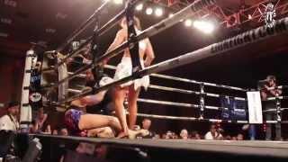 Tiffany Van Soest vs. Martyna Krol - Women's Championship at Lion Fight 23