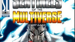 Roll & Move Reviews: Sentinels of the Multiverse!