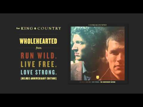 For King And Country - Wholehearted