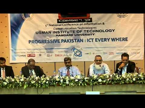 Usman Institute of Technology National Conference on Information and Communication Technologies