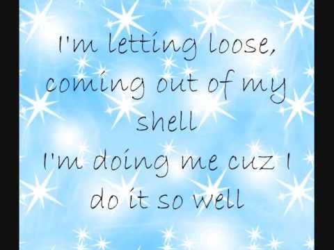 Mitchel Musso And Tiffany Thornton  Let It Go With Lyrics