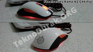 Steelseries Kana V2 Oyuncu Mouse