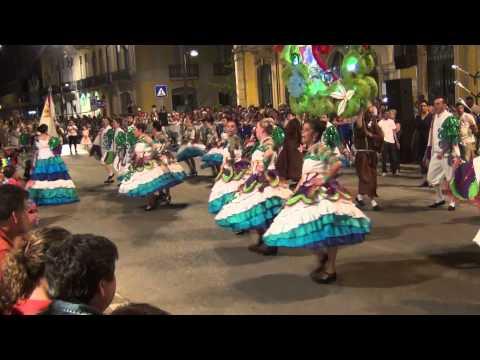 Marchas Populares de Set�bal 2014 - Avenida - O Independente