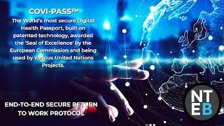 Video: COVI-PASS Digital Health Passport