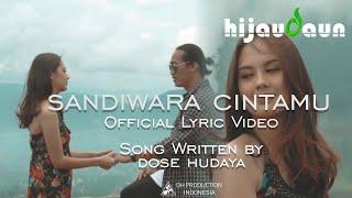 SANDIWARA CINTAMU (  LYRIC VIDEO ) - Musik76