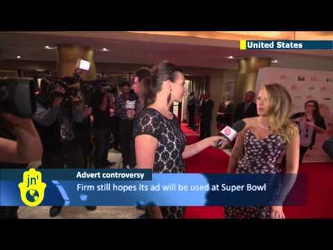 SodaStream in Super Bowl ad storm: Scarlett Johansson stars in advert for Israeli soft drink company