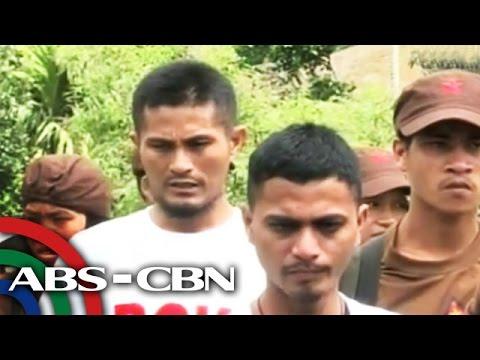 NPA rebels release 2 soldiers