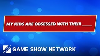 These Kids Are Obsessed | America Says | Game Show Network