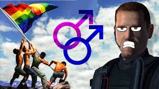 THE GAY POLICE - Manhunter Gameplay Part 3