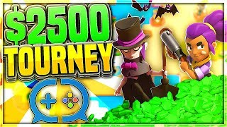Brawl Stars $2500 Tournament - Top 10 Global LIVE