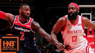 Houston Rockets vs Washington Wizards Full Game Highlights | 11.26.2018, NBA Season