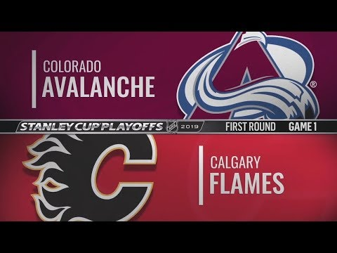 StanleyCup Playoffs | Colorado At Calgary | Калгари Vs Колорадо | НХЛ Плей-офф