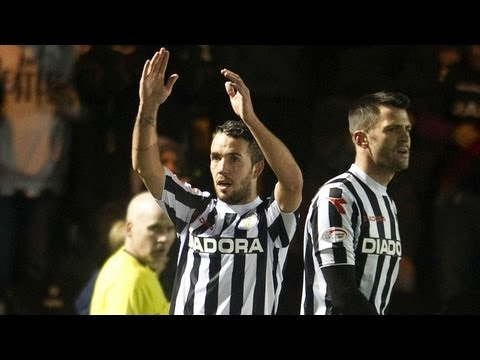 St Mirren ended a run of six consecutive defeats and gave themselves some breathing space at the foot of the SPL table after a 3-1 win over ten-man Dundee at St Mirren Park. Colin Nish was...