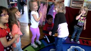 Preparing Preschoolers to Succeed