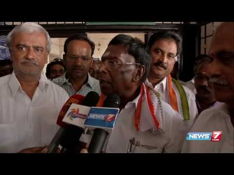 Puducherry assembly members take oath today   News7 Tamil