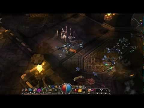 Torchlight gameplay gts 450