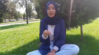 """Hasibenur Aydın işaret dili """"Yaşar ~ Nara"""""""