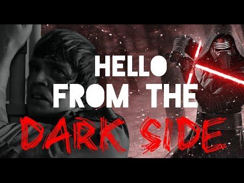 Paródia Star Wars - Hello From the Dark Side (Hello - Adele) Legendado [PT-BR]