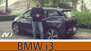 BMW i3 - ¿El auto del futuro?