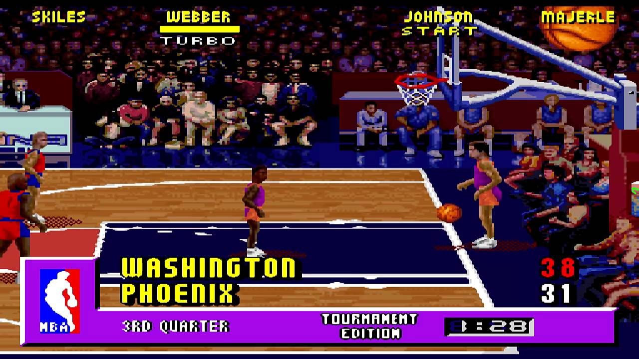 Edition Snes Nba Jam te