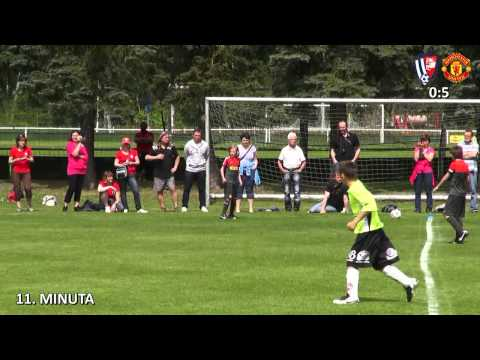 Utkn U-10: FK Pardubice - Manchester United (HD)
