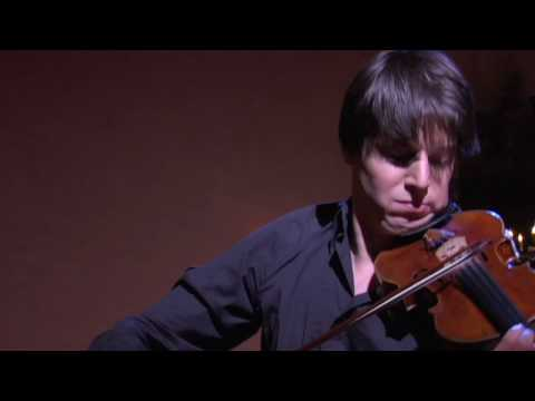 BACH&friends HD Joshua Bell Chaconne Mike Hawley - Michael Lawrence Films