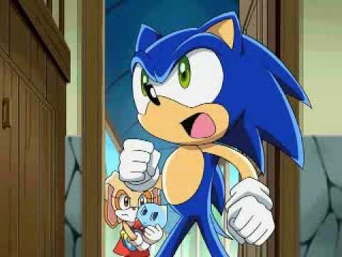 Sonic As Larry The Cable Guy video
