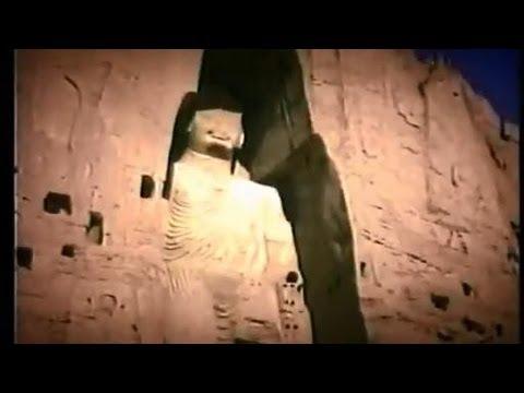 Rebuilding Buddha Statue in Afghanistan or Rebuilding Bamiyan