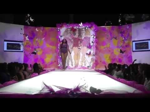 Tia Lyn Lingerie at Full Figured Fashion Week 2014