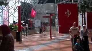 Ferrari World Abu Dhabi 2014 (Full HD)