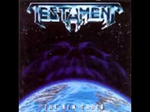 Testament - New Order